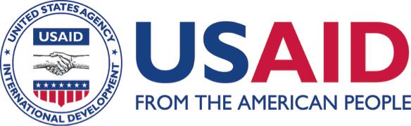 To use usaid logo