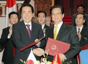 Back in 2010, Japanese and Vietnamese governments had reached an agreement to construct the nuclear power plants.