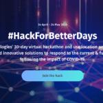 #HackForBetterDays
