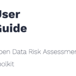 Open Data Sharing Risk Assessment Toolkit
