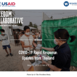 COVID-19 Rapid Response: Updates from Thailand